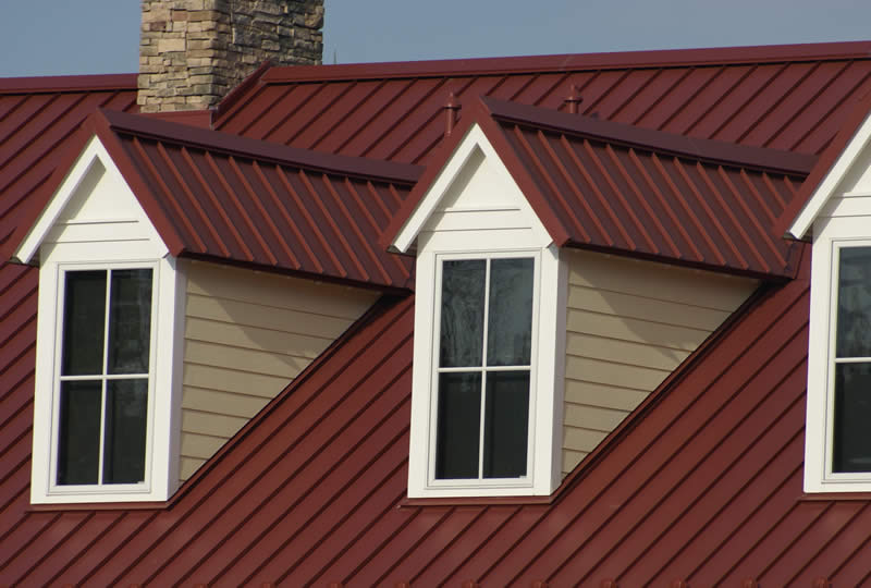 Metal Roofing at Troy Roofing Pros