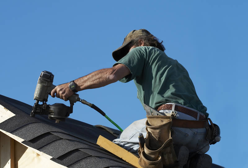 New Roof Installation at Troy Roofing Pros