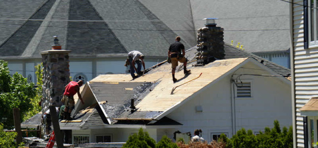 residential and commercial roofing